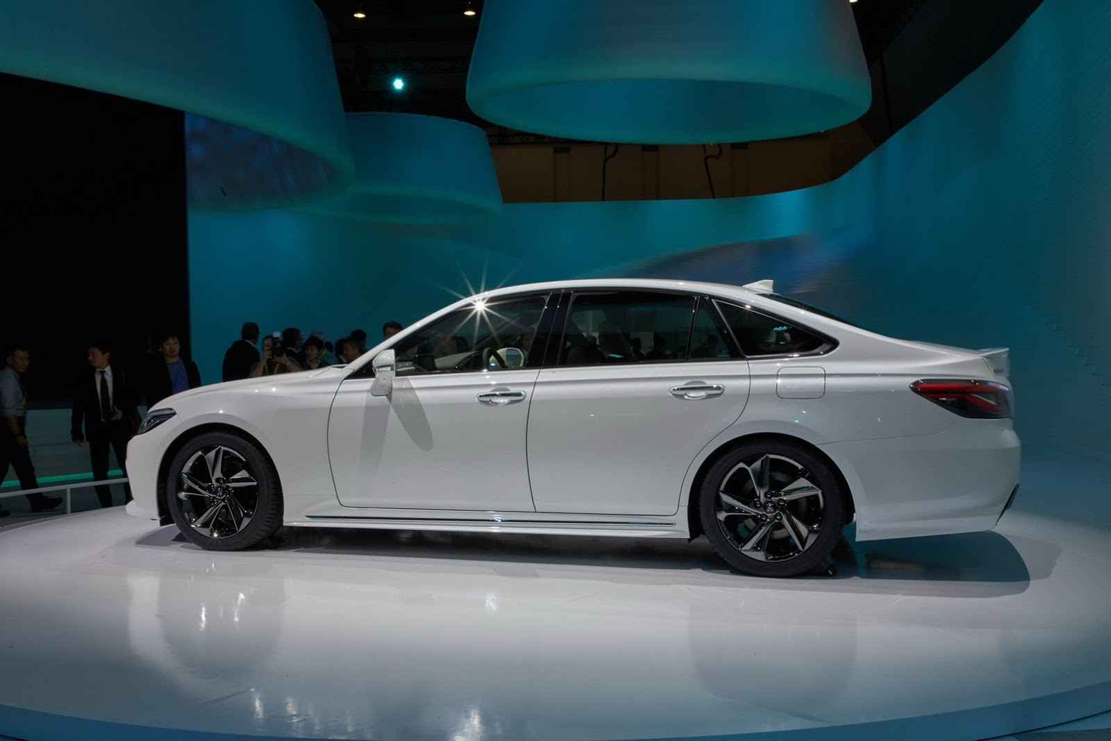 Toyota Crown Concept Hails Arrival Of 2018 Production