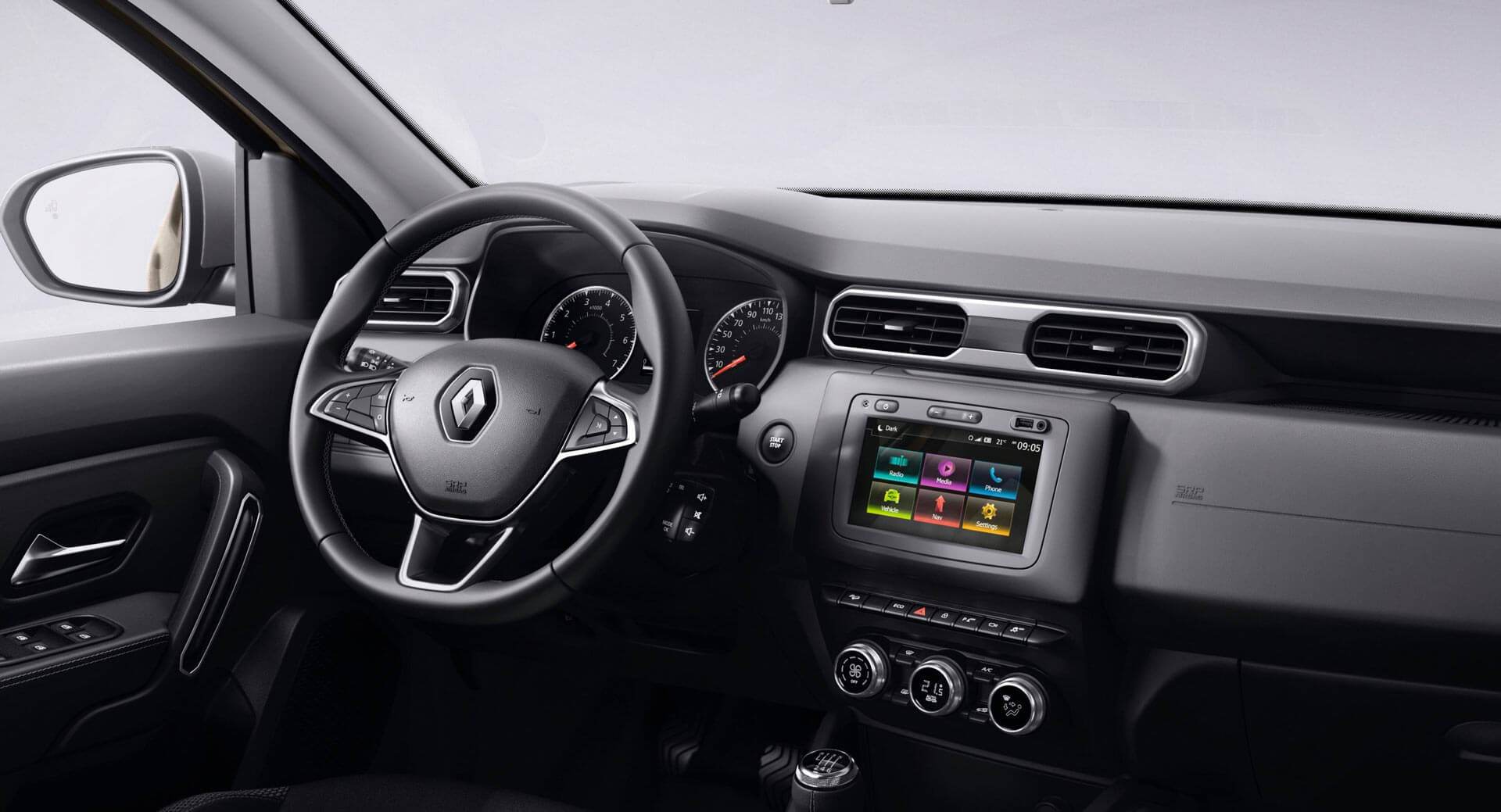 Mysterious Renault Crossover For Russia Confirmed As More
