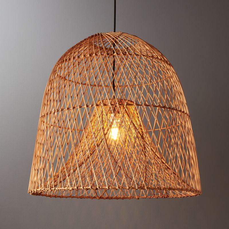 Barrel Light Pendant