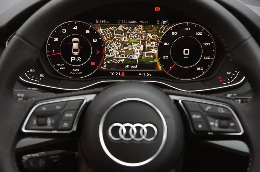 Audi A5 Review 2017 Autocar