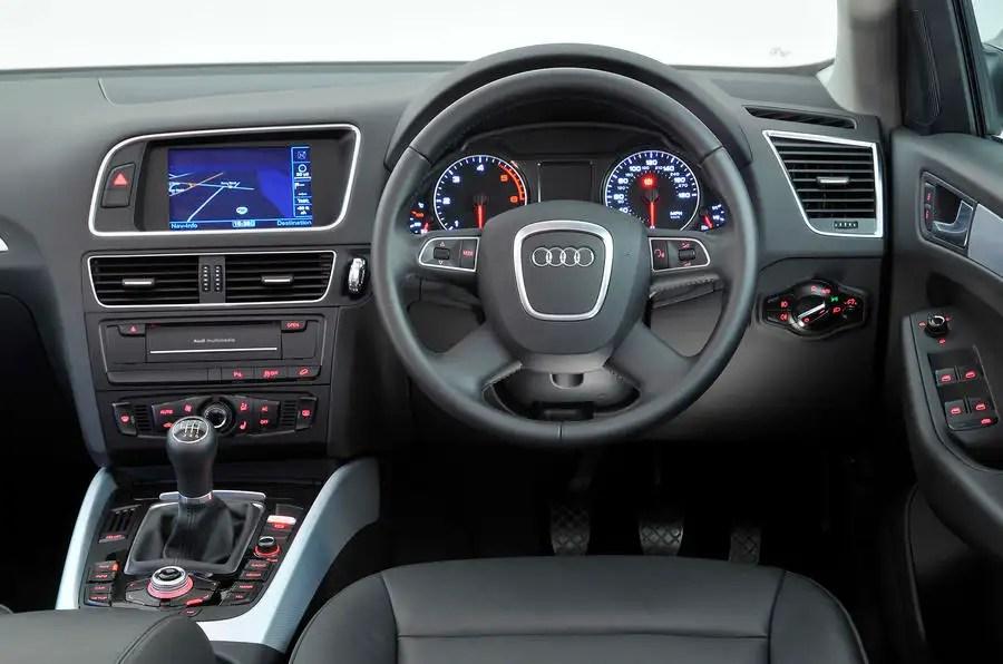 Audi A5 2017 Interior