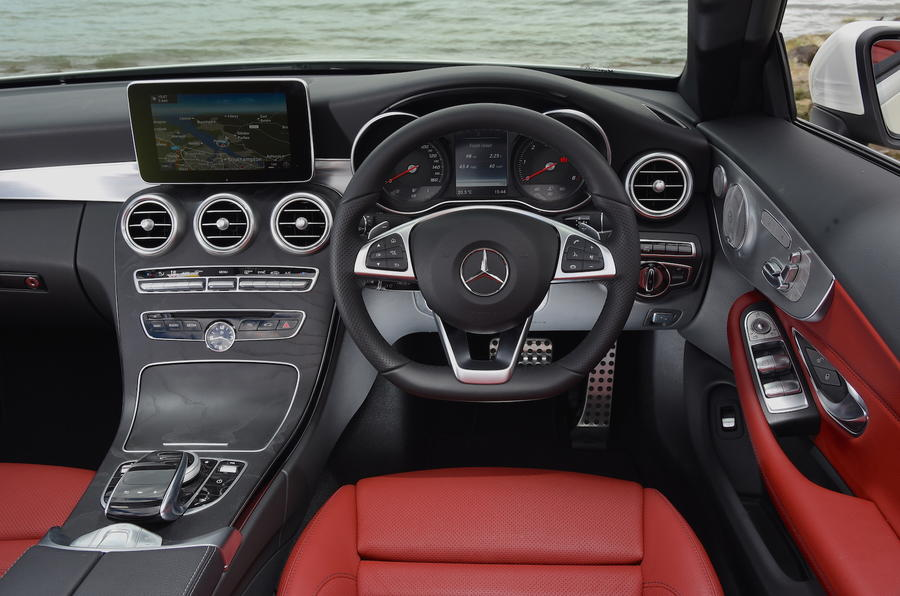 2016 Mercedes Benz C 220 D Amg Line Cabriolet Review