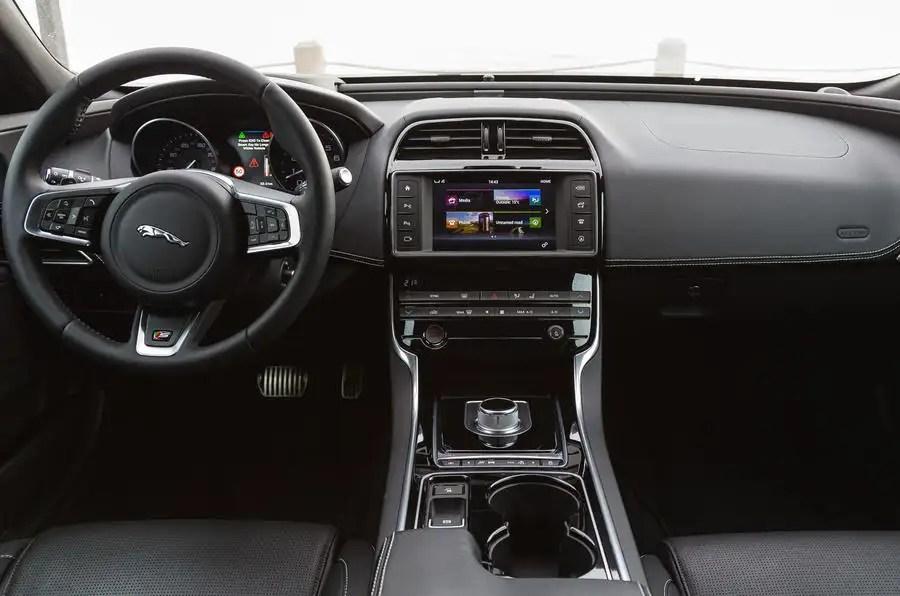 2015 Jaguar Xe 2 0 Diesel R Sport Review Review Autocar