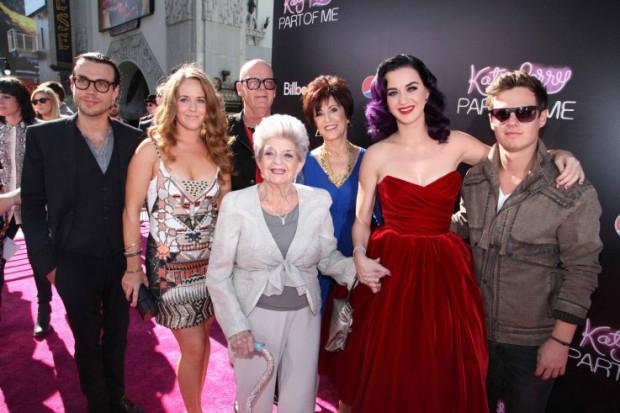 Katy Perry – Family, Family Tree - Celebrity Family