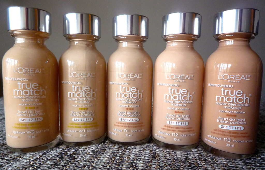 Loreal Care Skin Products