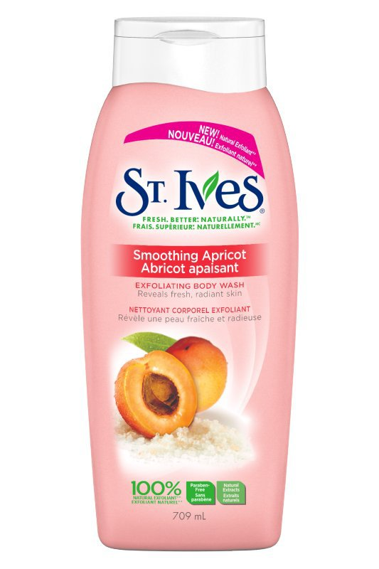 St Ives Skin Care Products