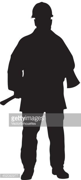 fireman silhouette clip art # 34