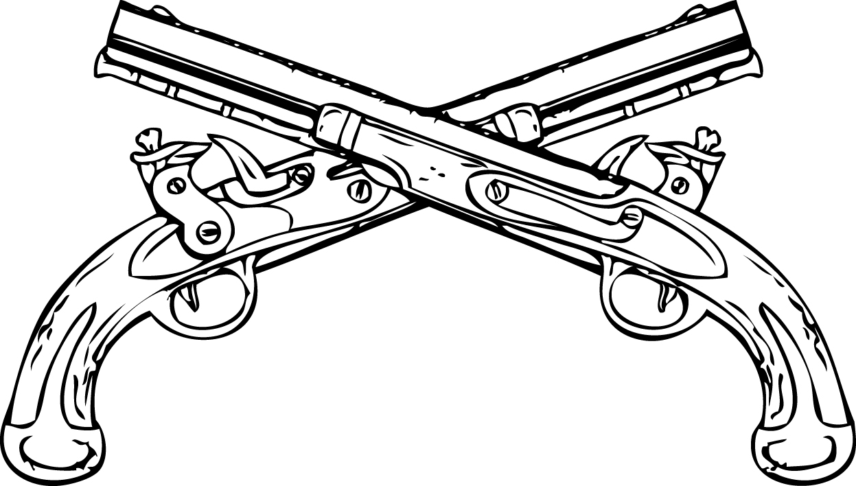 Minuteman Coloring Page