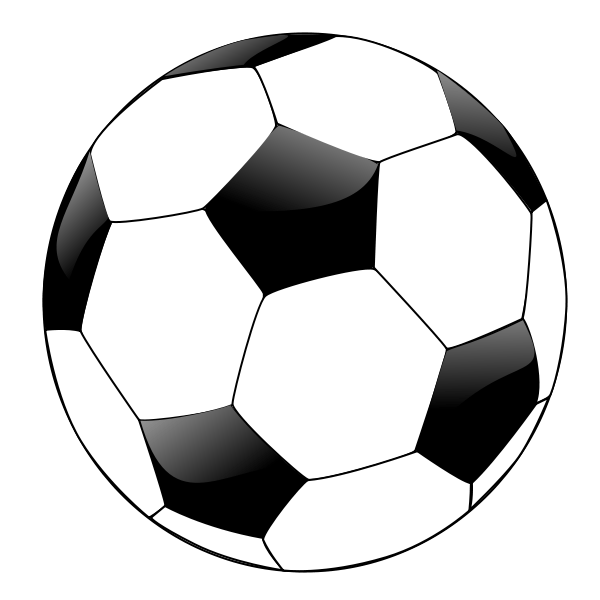 Football Clip Art With Transparent Background | Clipart ...