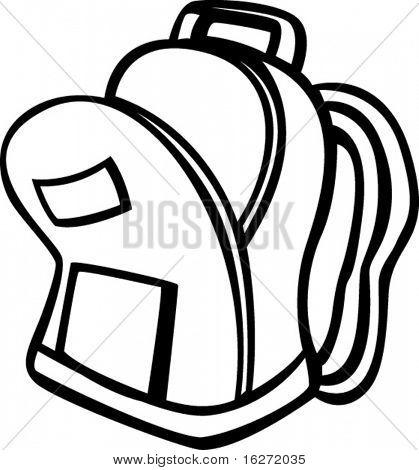 backpack. Create a lightbox | Clipart Panda - Free Clipart ...