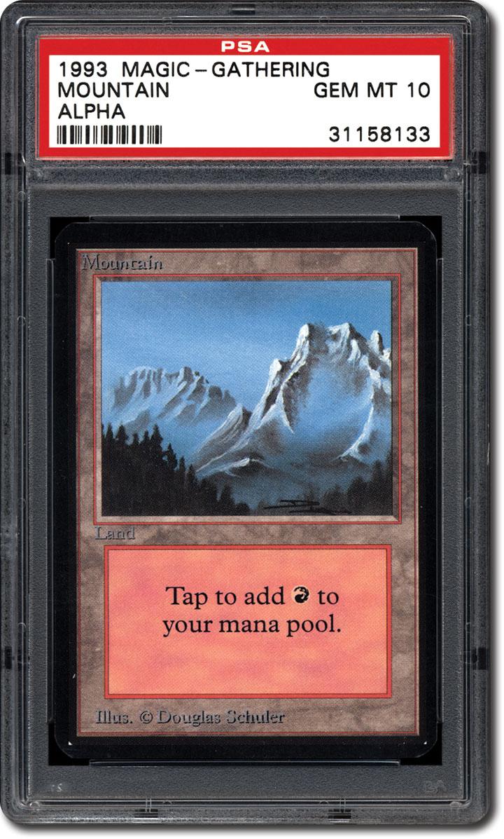 Lotus Black Card Magic Gathering