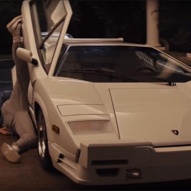 Leonardo Dicaprio Wolf Wall Street Lamborghini