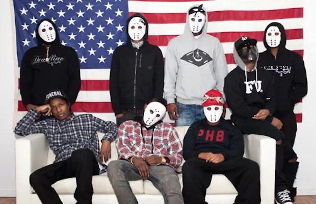 A$AP Mob - Mob Mentality: 12 Hip-Hop Crews, Clans, and ...
