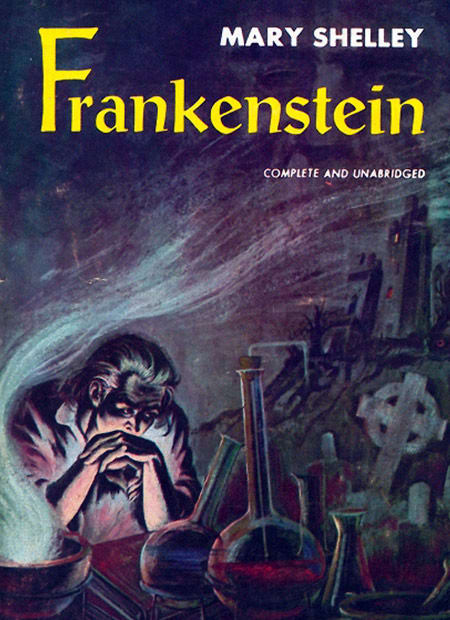 Frankenstein   50 Books To Read Before You Die   Complex Frankenstein