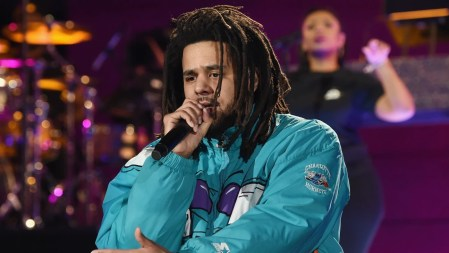 J. Cole Receives New Mural In North Carolina | Complex