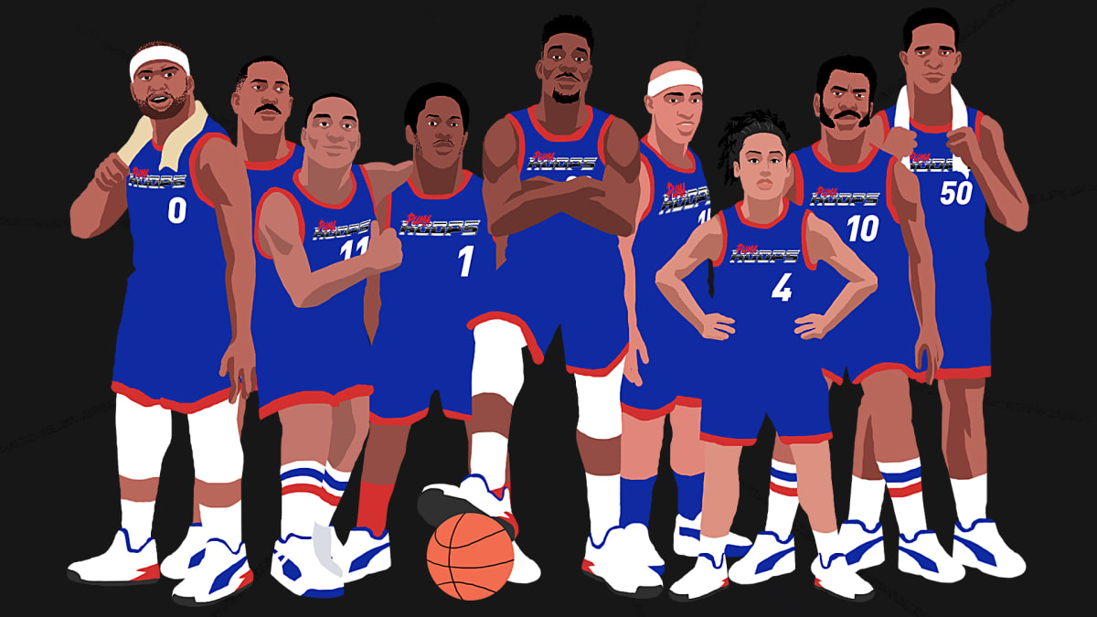 PUMA's Ultimate Basketball Roster: Walt Frazier to ...