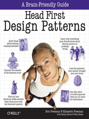 Head First Design Patterns by Eric Freeman · OverDrive ...