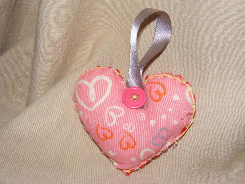 Heart Shaped Brooches Pins