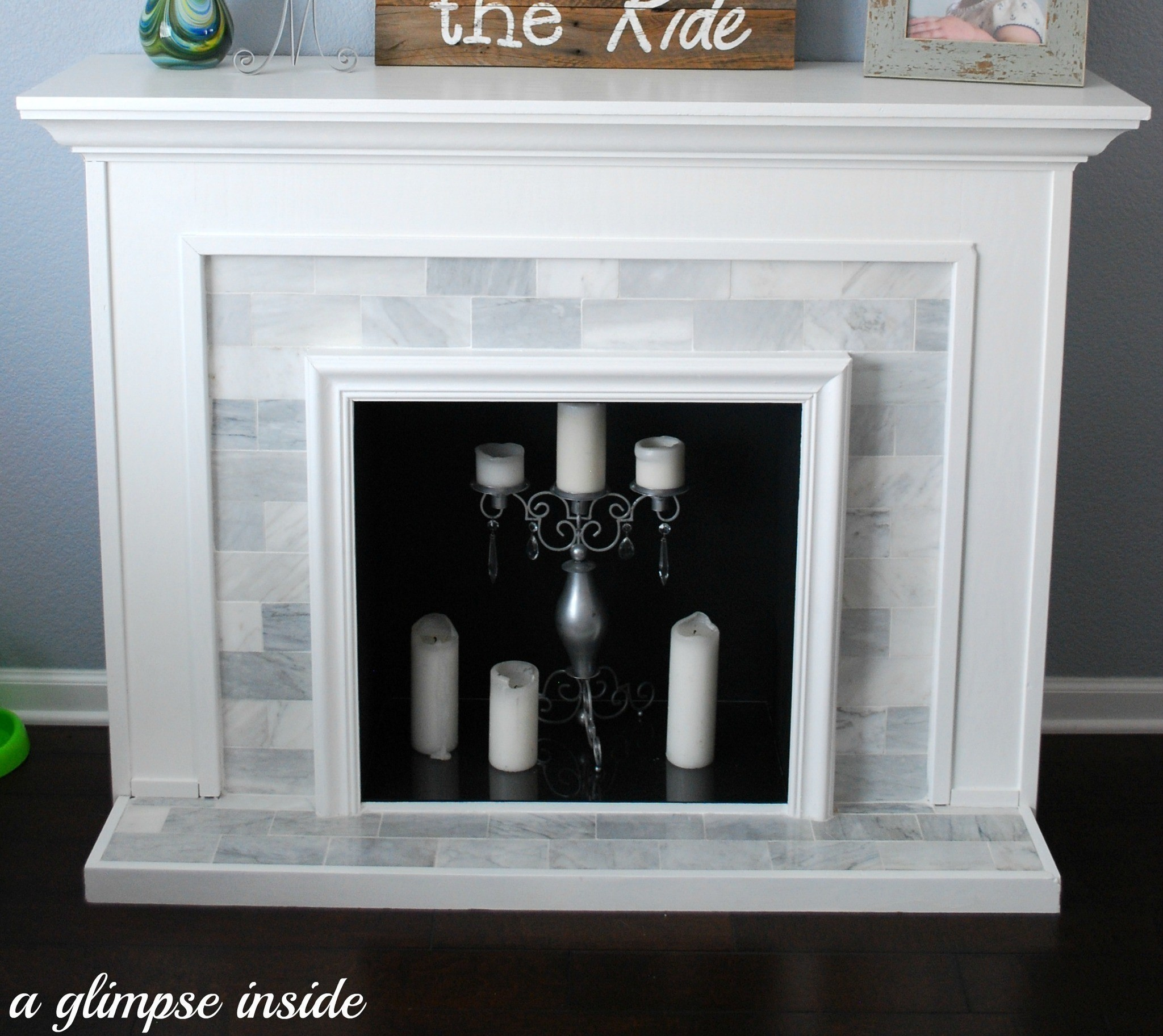 Faux Fireplace 183 How To Make A Home Garden Project