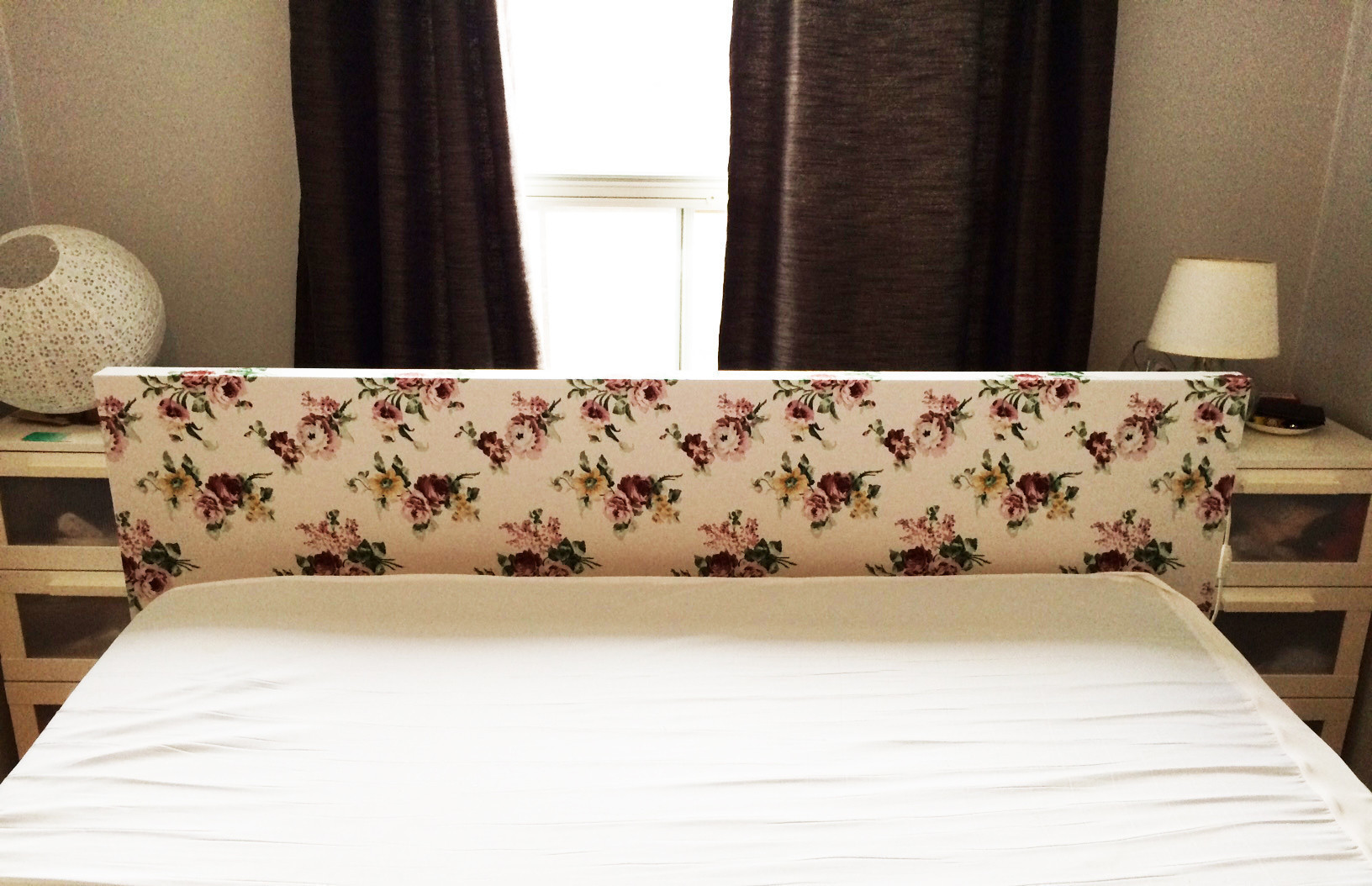 Customizing Ikea S Malm Headboard 183 How To Make A Bed