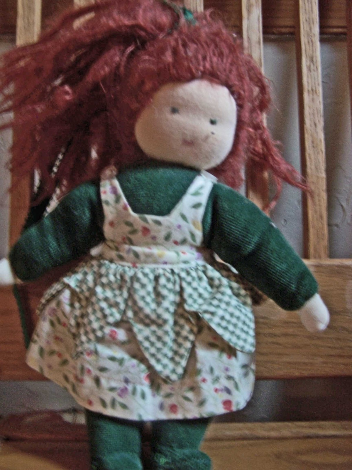 Hand Sewn Doll 183 A Rag Dolls A Person Plushie 183 Sewing