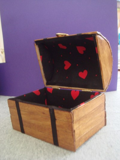 Pirate Treasure Chest · A Trunk Chest · Embellishing on ...