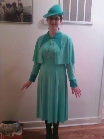 Charming Fleur Delacour Costume 183 A Costume 183 Dressmaking