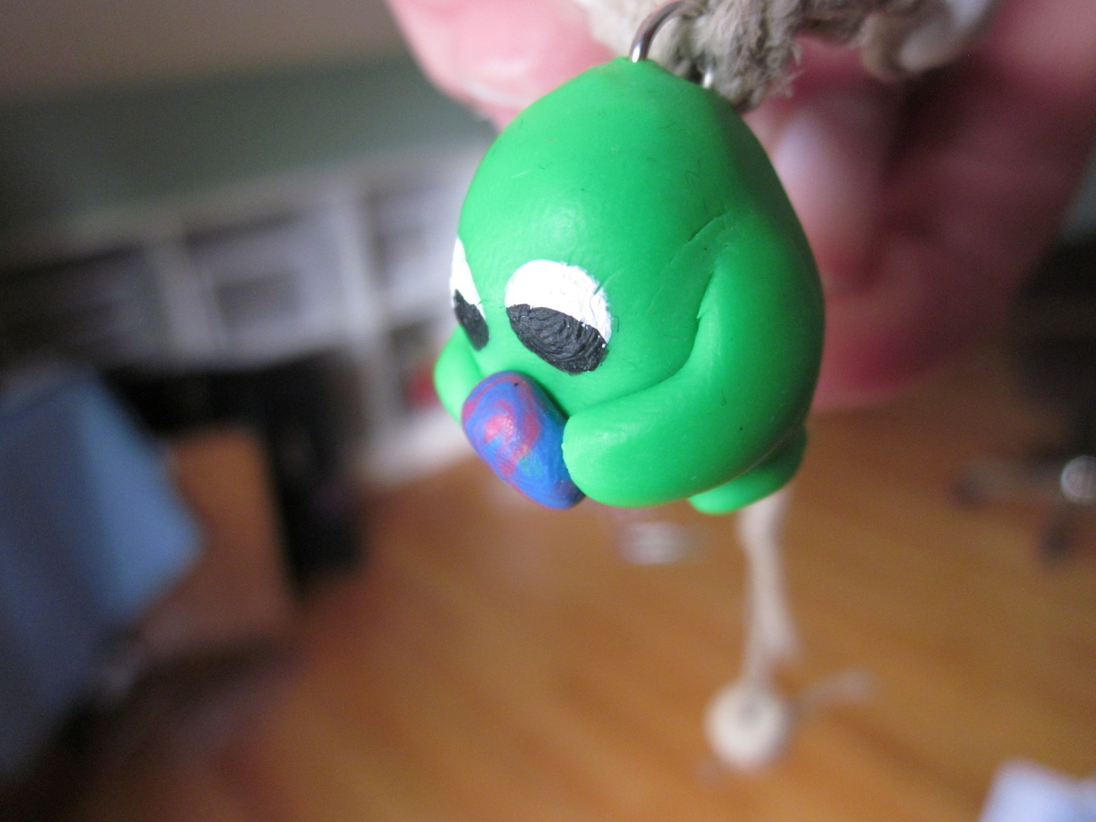 Polymer Clay Character Idea From At Amp T Phone Commercial