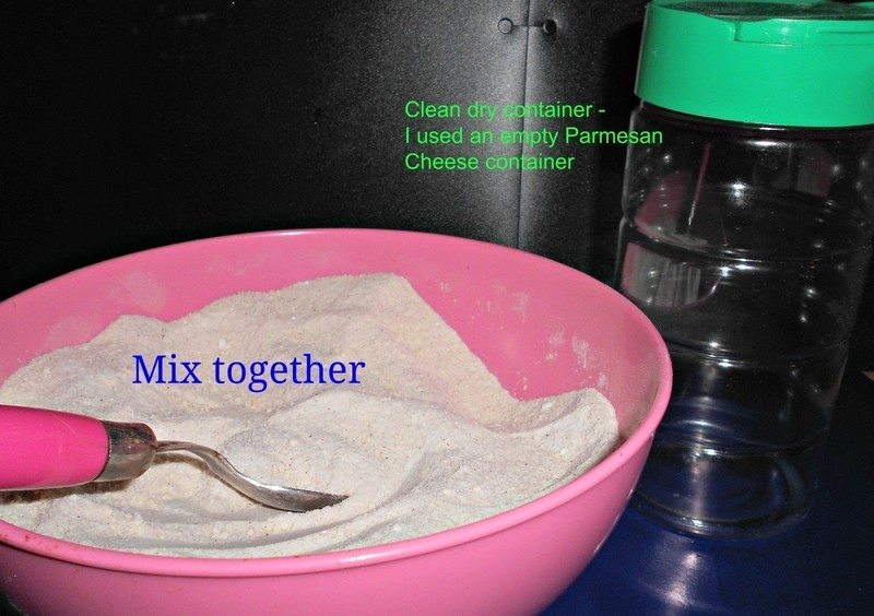 Mixing Clip Empty Art Bowl