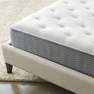 Mattresses and Boxspring Collections   Crate and Barrel Simmons      BeautySleep      Mattress