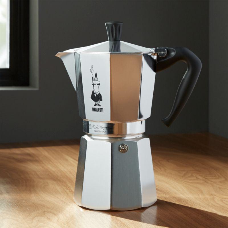 Bialetti Espresso Maker Reviews Crate And Barrel