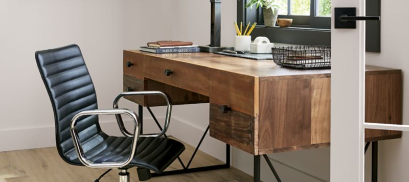 Home Office Furniture   Crate and Barrel