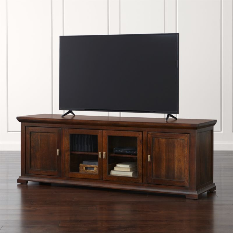 Crowne 72 Quot Media Console Reviews Crate And Barrel