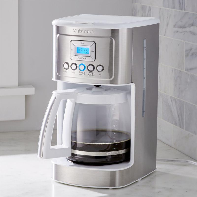 Cuisinart 174 14 Cup Perfectemp Programmable Coffee Maker