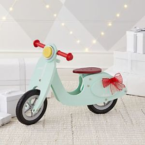 All Baby   Kids Toys   Crate and Barrel Janod Mint Scooter