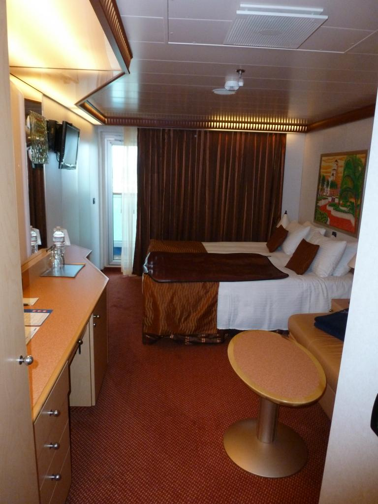 Carnival Dream Cruise Review For Cabin 7427