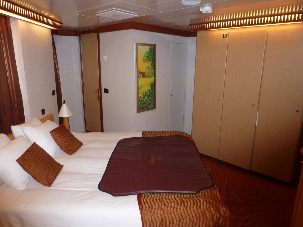 Carnival Dream Cruise Review For Cabin 7459