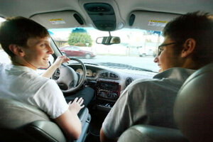 Teens Waiting To Get Drivers Licenses Prefer Public