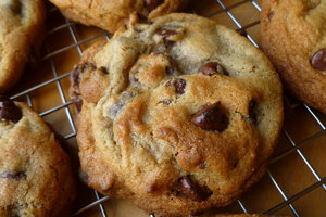 A Good Looking Chocolate Chip Cookie Recipe Csmonitor Com