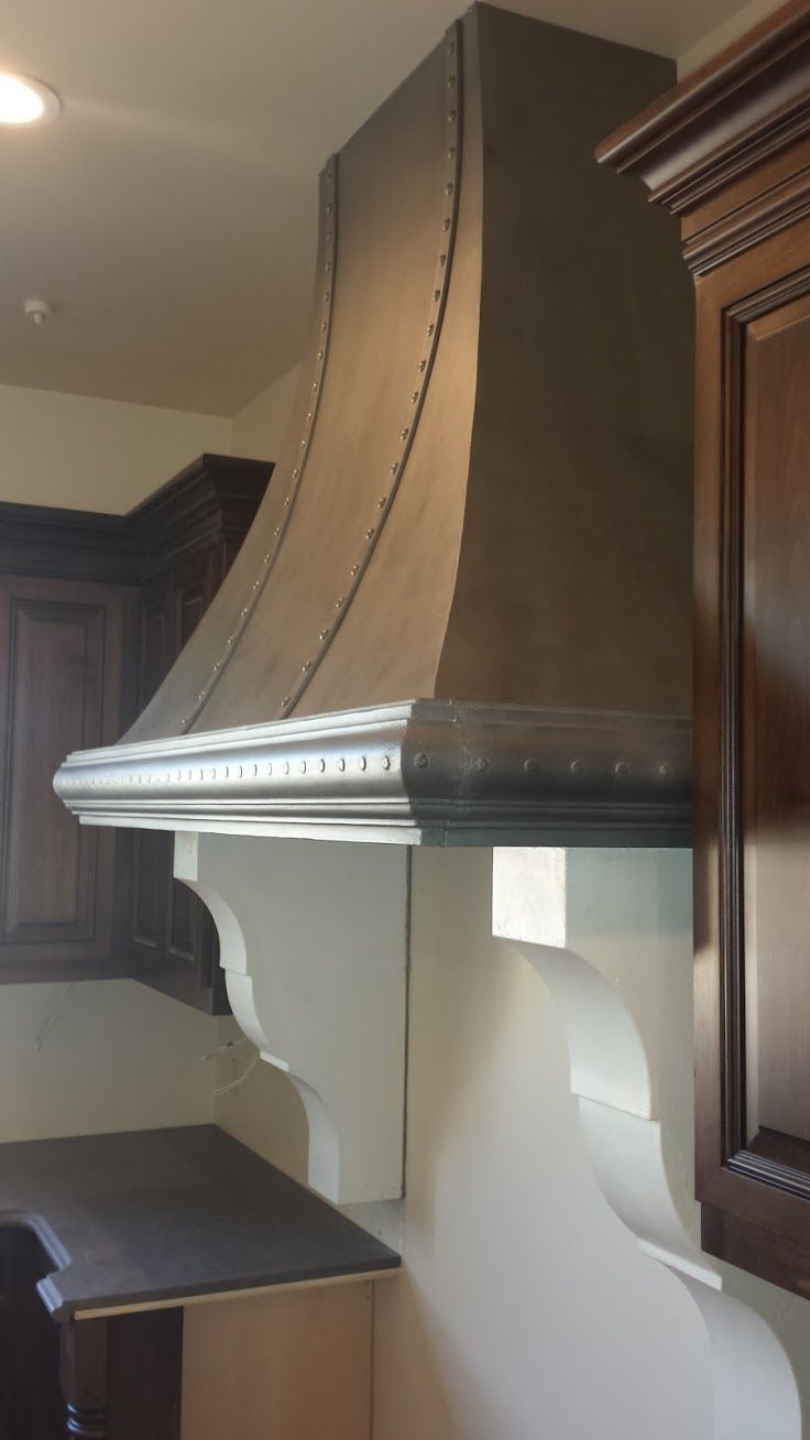 Best Kitchen Gallery: Buy A Hand Crafted Custom Antique Style Cast Stone Range Hood Made of Stone Kitchen Hood Style on rachelxblog.com