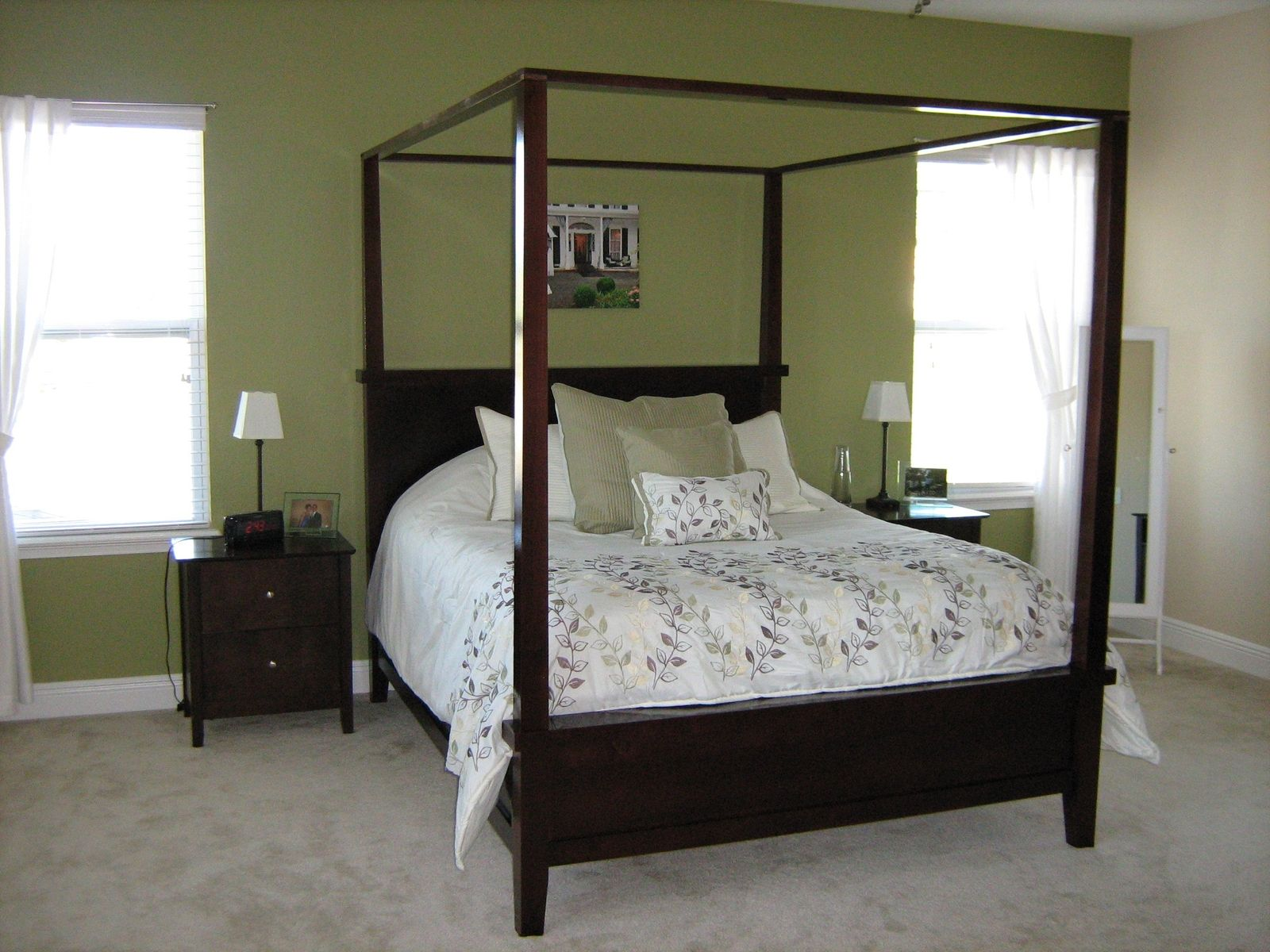 Custom Made Canopy Bed By Don Laporte Fine Woodworking