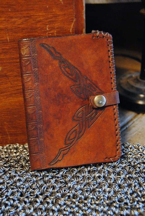 Custom Leather Passport Cover By Airship Isabella