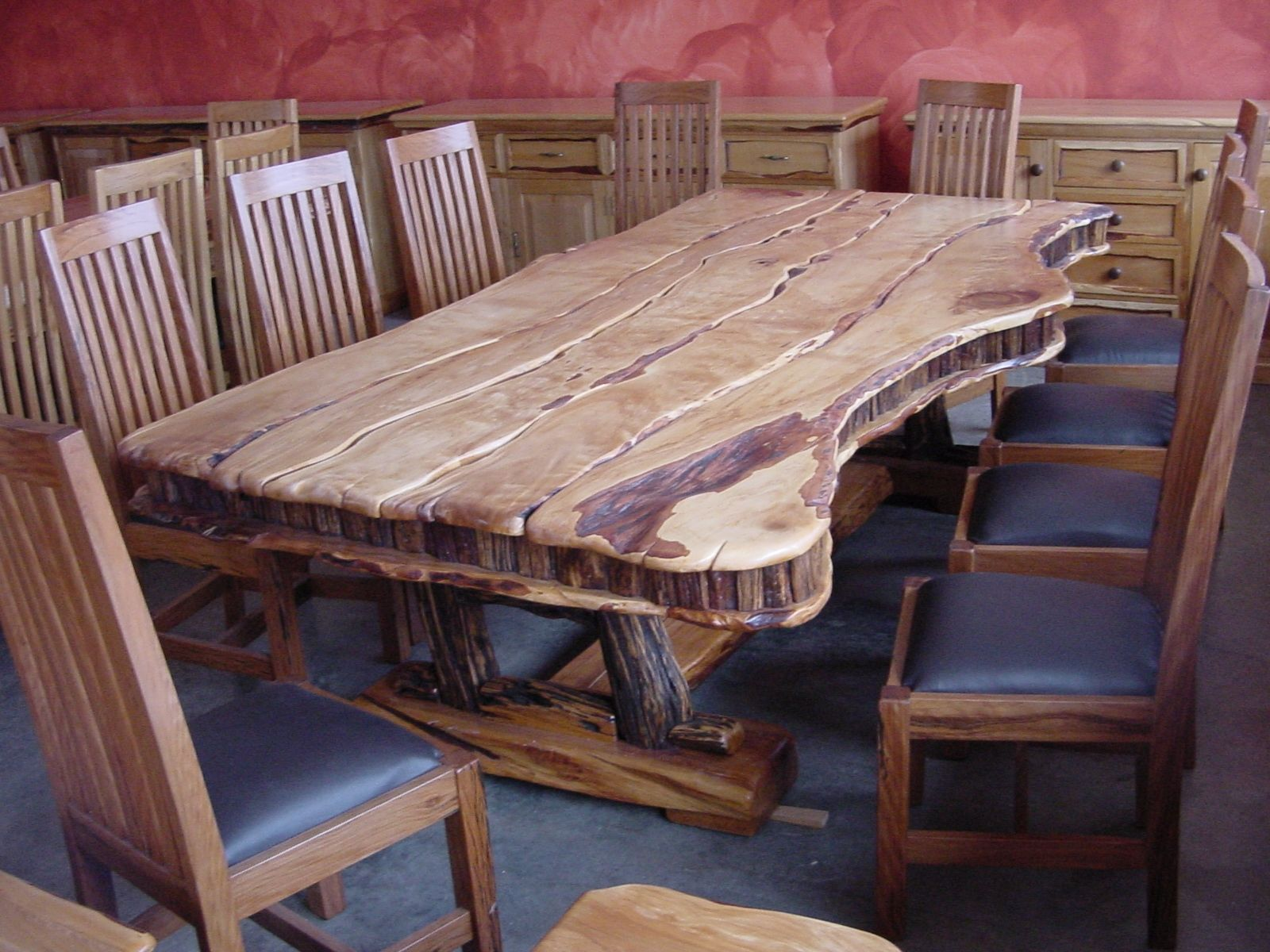 Dining Table 8 Seater Dimensions