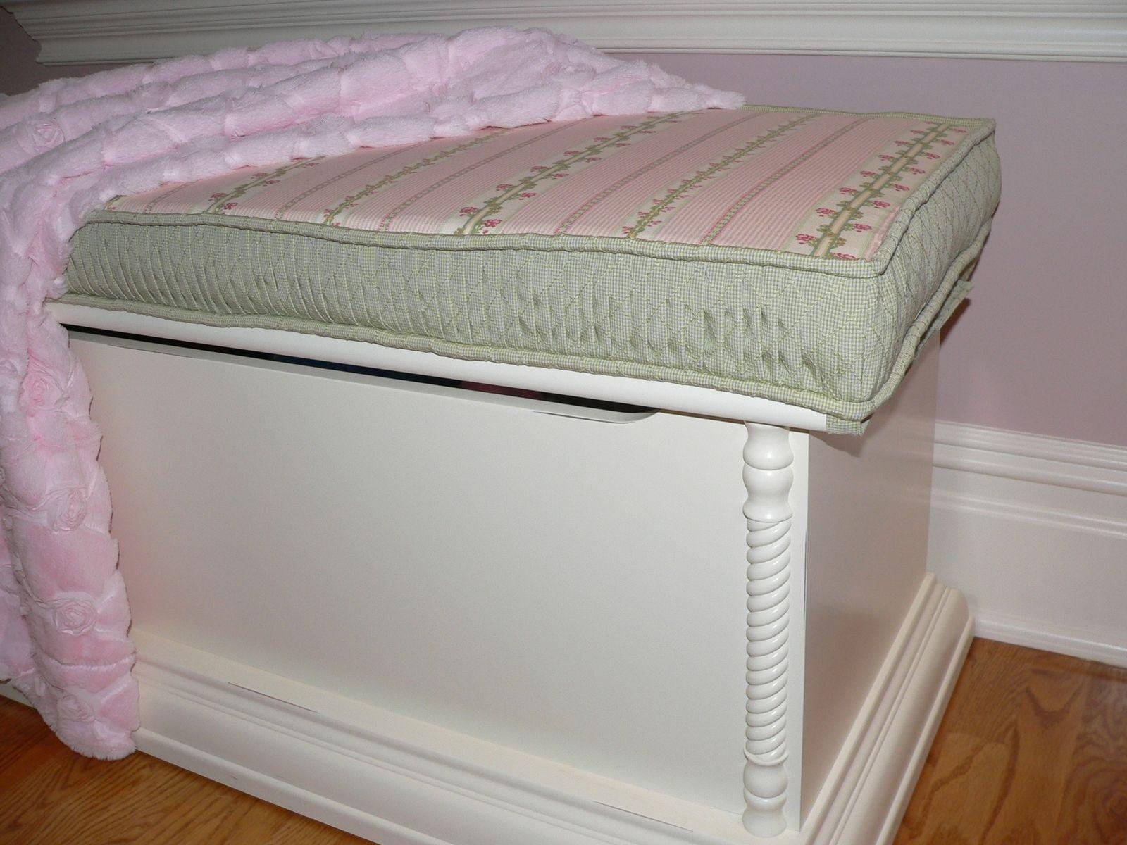 Custom Made Bench Cushions By Caty S Cribs Custommade Com