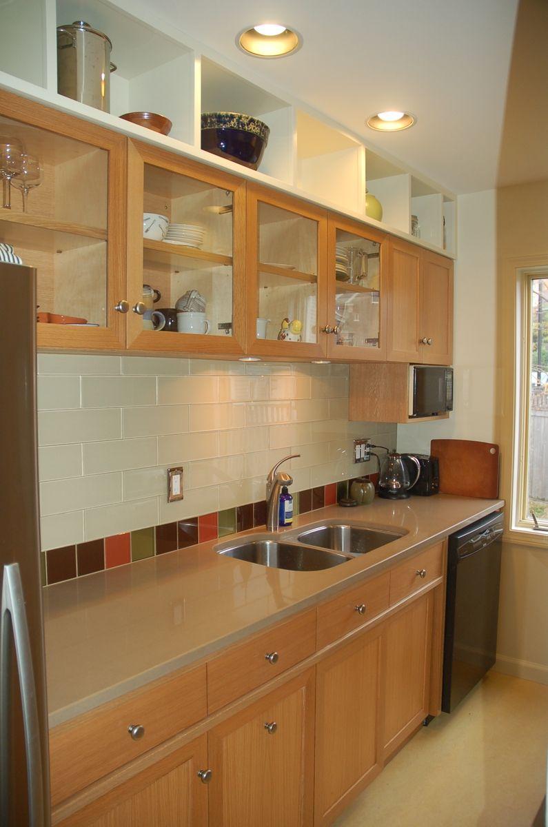 Best Kitchen Gallery: Handmade Custom English Oak Kitchen Cabi S Remodel By Louchheim of Custom Made Kitchen Cabinets on rachelxblog.com