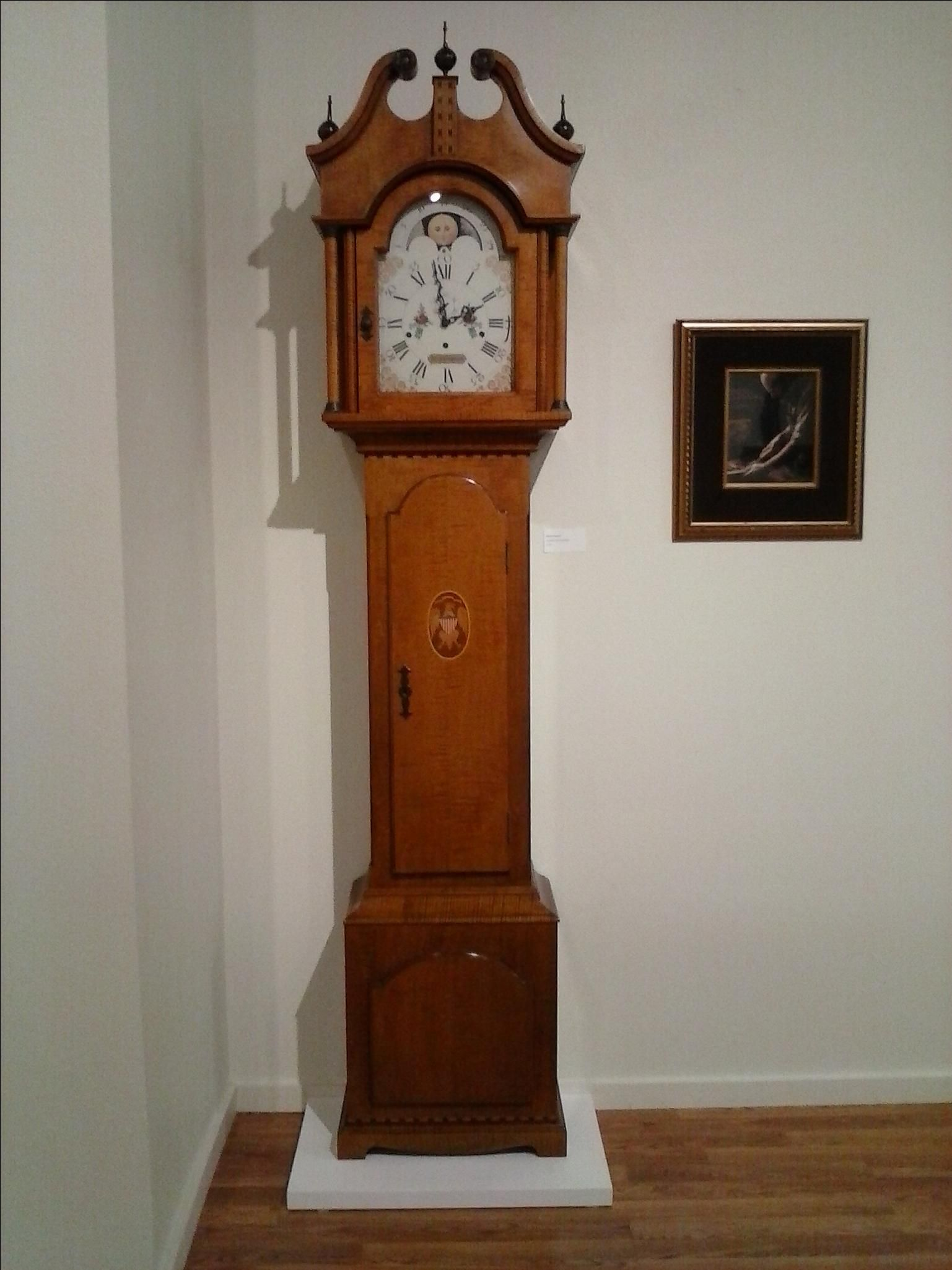 Buy A Handmade Federal Style Grandfather Clock