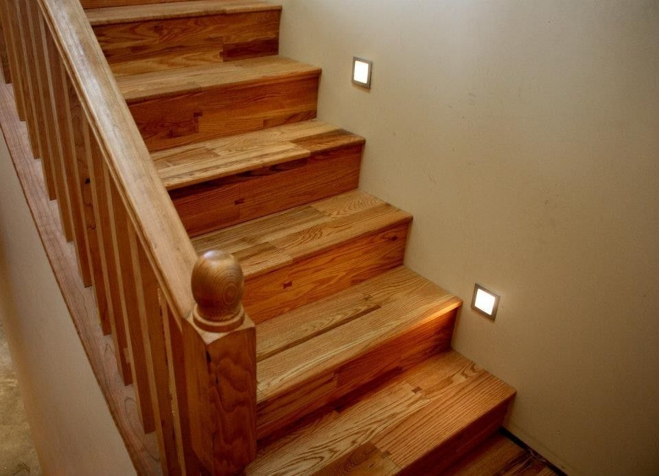 Custom Made Oak Stairs By Wooden Arms Custommade Com | Stairs Made Of Wood | Pine | Staircase | Wood Plank | Hanging | Custom Made