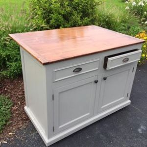 Todd Gladfelter  Worthys Run Furniture   Hedgesville  WV Custom Kitchen Island by