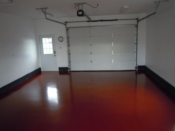 Hand Crafted Garage Floor Projects By Glamour Krete