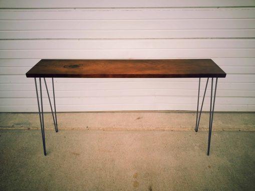 Table Console Usa Ash Made